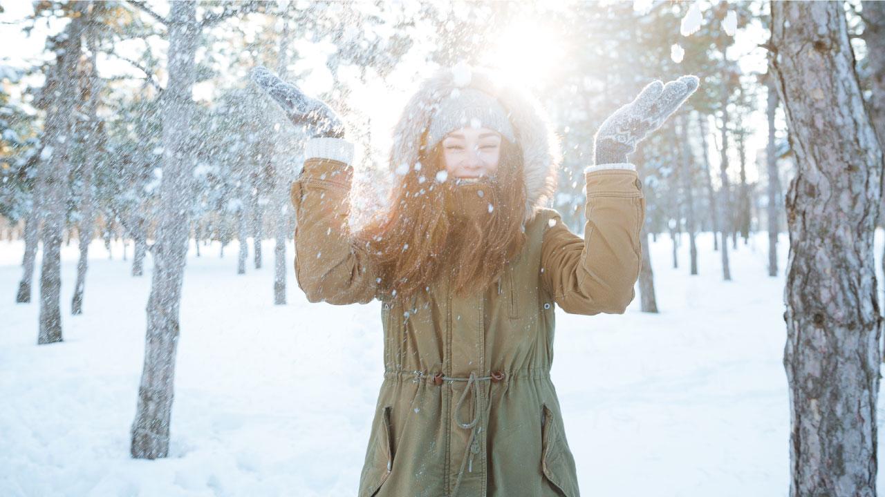 Kış Mevsiminde Saç Bakımı
